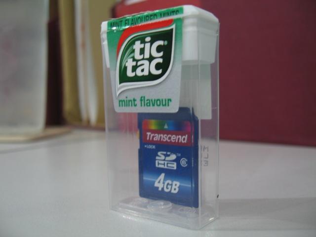 life hack a tictac