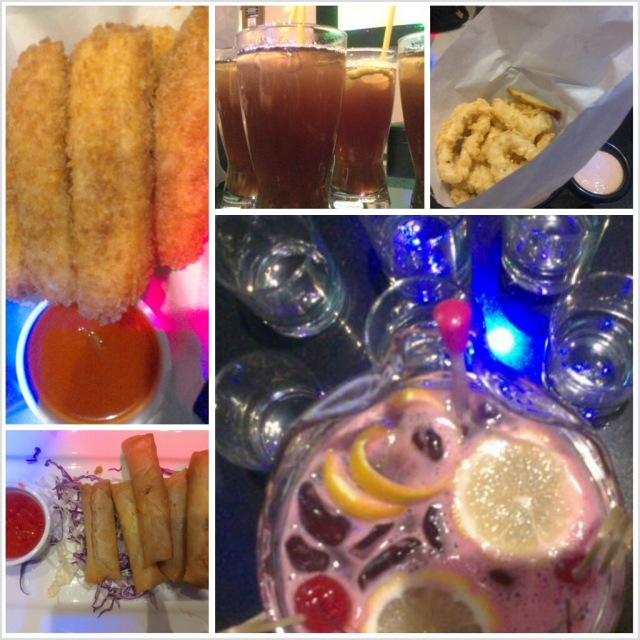 Food and Bev at Party Party Family KTV
